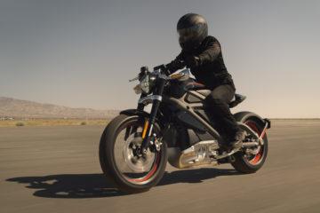 Harley Davidson Live Wire 12