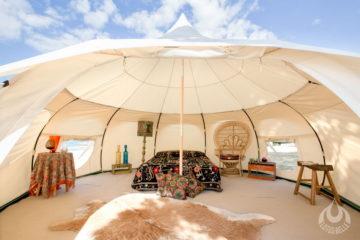 Lotus Belle Tent 8