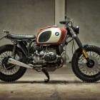 BMW R45 Custom Motorcycl...