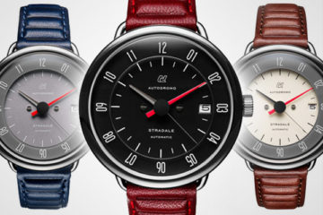 Autodromo Stradale Automatic Watch 4