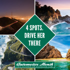 Drive Her There. 4 Calif...