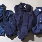 10 Indigo Clothing Piece...