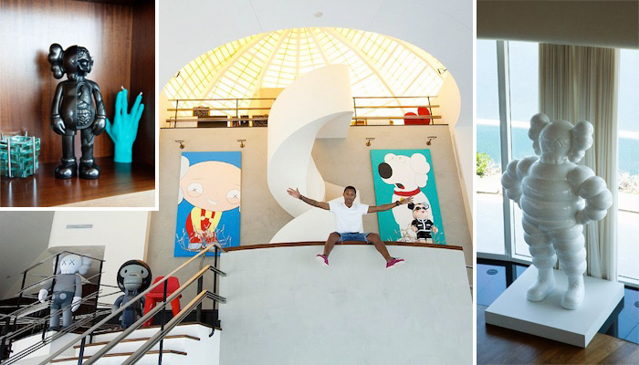 Pharrell Williams Miami Apartment