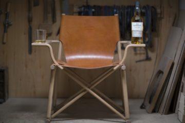The Glenlivet Whiskey Chair 2