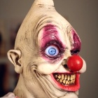 holloween scarry clown