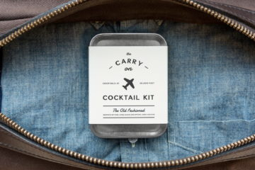 Carry On Cocktail Kit 2