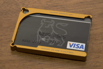 Decadent Minimalist Wallet 1