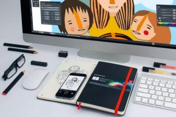 Moleskine Smart Notebook 2