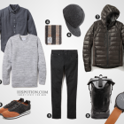 Outfit: Winter Monday