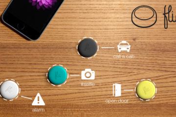 Flic The Wireless Smart Button 4