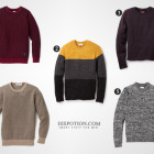 10 Cool Sweaters For War...