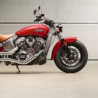The 2015 Indian Scout. T...