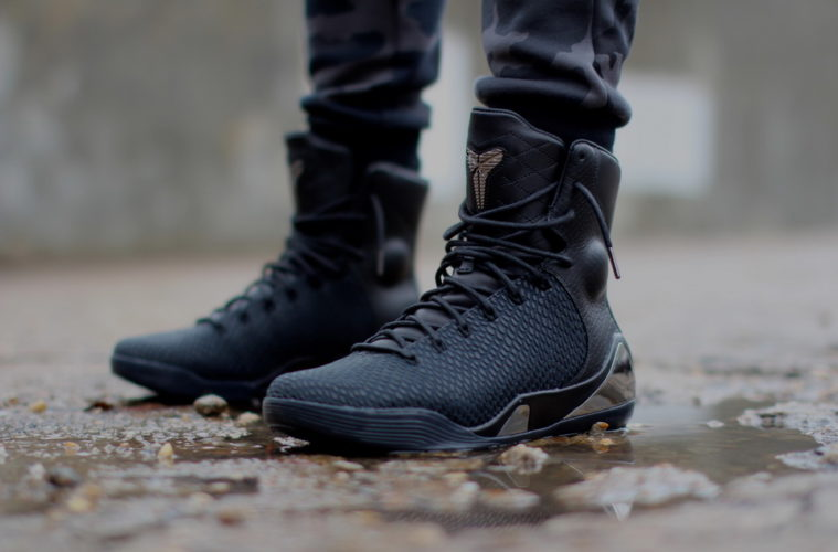 Nike Kobe 9 KRM EXT Black Mamba - HisPotion
