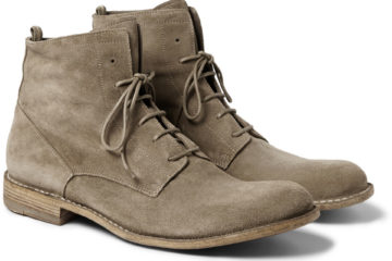 Officine Creative Ideal Suede Boots 4