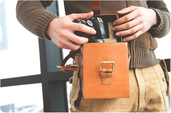 The Perfect Messenger Bag For Your Personality
