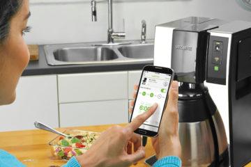 Mr Coffee Smart Coffeemaker with WeMo 2