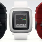 New Pebble Steel Smartwa...