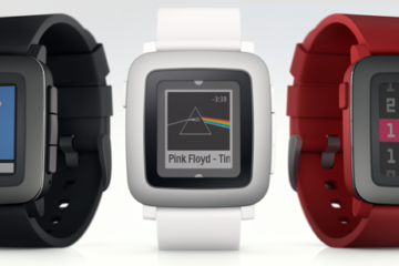 pebble time color options
