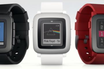 pebble time color options