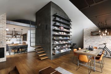 Loft 9b living area