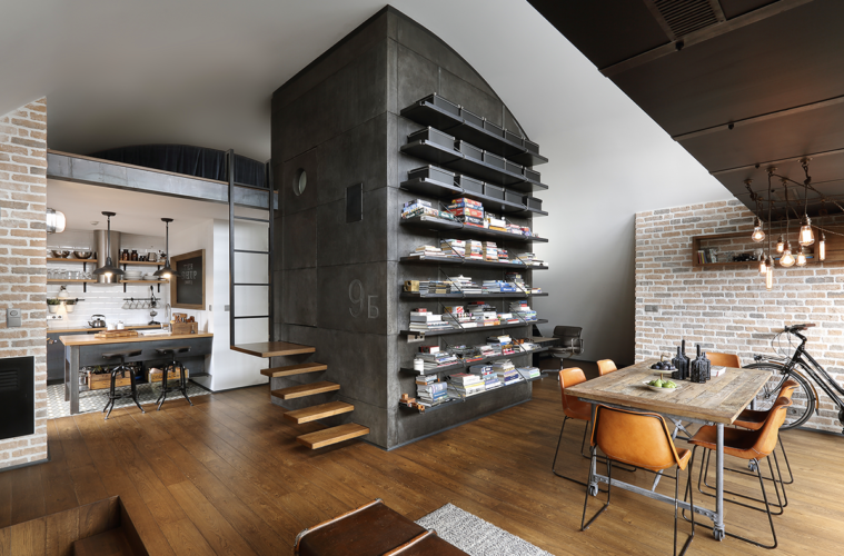 Loft 9b Is The Attic Apartment You Ll Want To Live In