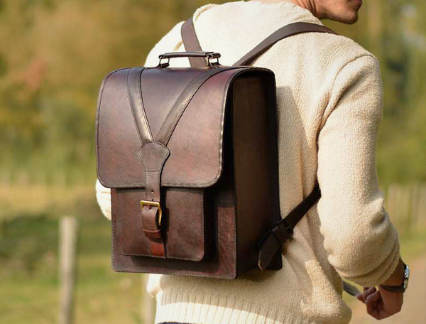 Top 10 Coolest Backpacks For Men - HisPotion