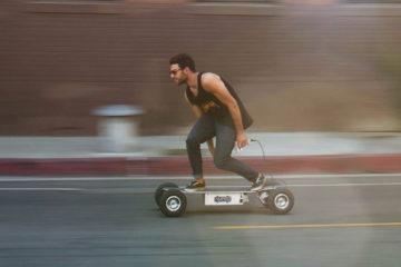 E-Glide Electric Skateboard 5