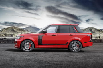 Range Rover Pick-Up by Startech 3