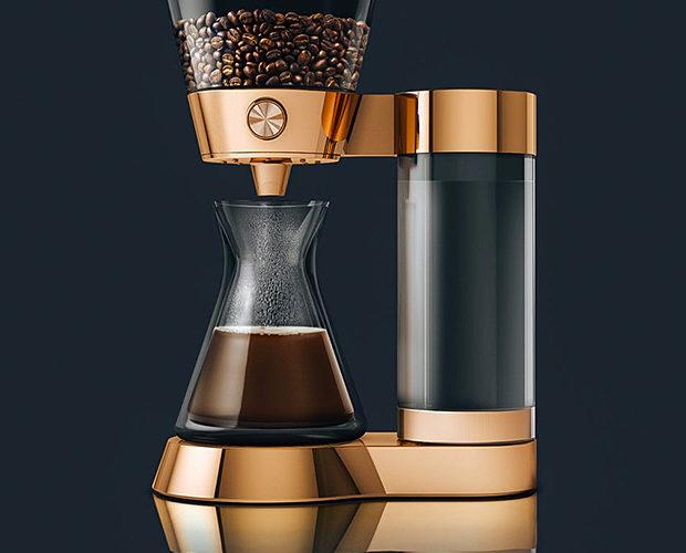 iphone coffee machine