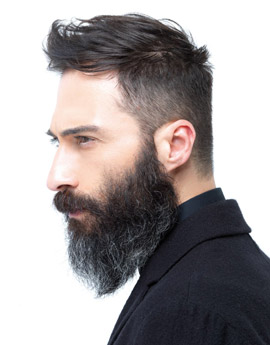 Peachy Beard Styles In 2015 Or How To Shape Your Personality Hispotion Short Hairstyles Gunalazisus