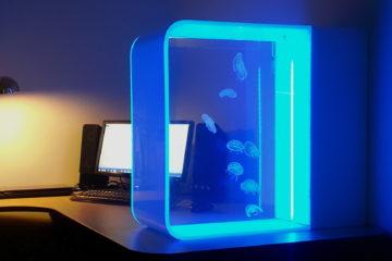 cubic aquarium