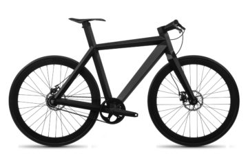 B - 9 NH Black Edition Urban Stealth Bicycle