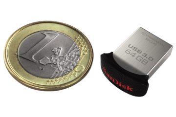 SanDisk Ultra Fit USB Flash Drive 5