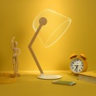Bulbing Lamps With 3D Li...
