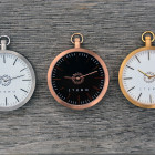 Pocket Watches Are Back