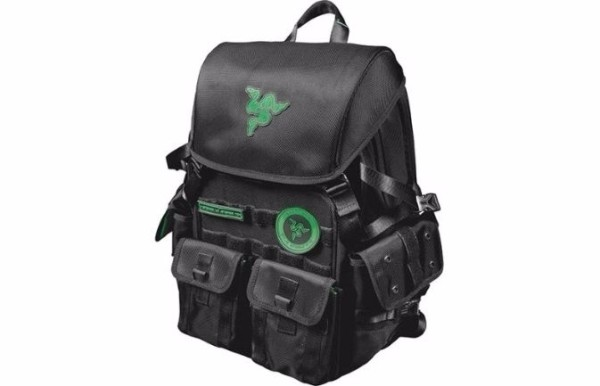 Gaming-obsessed students will be thankful for the Razor Tactical Gaming  Backpack. It s built to safely carry a 17.3-inch laptop in a padded  compartment ed717867c7624