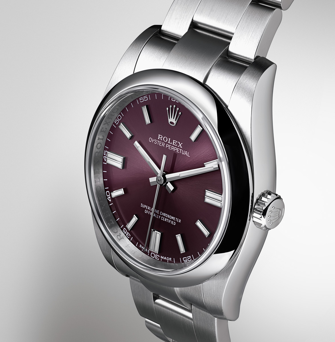 bed29bb003a Rolex Oyster Perpetual 116000 Baselworld 2014 (2) - HisPotion