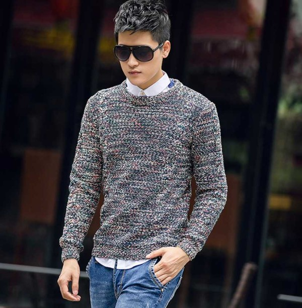 Wear Smart Casual Sweaters - HisPotion