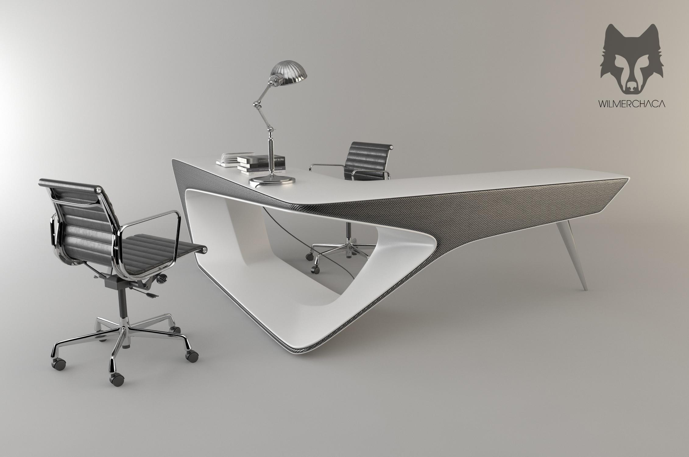 Mystica Desk Hispotion