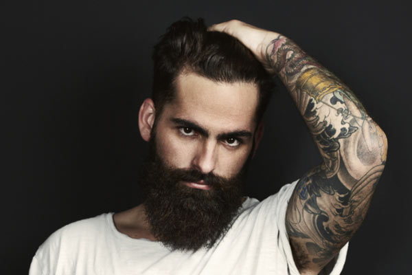 why beard maintenance is important hispotion. Black Bedroom Furniture Sets. Home Design Ideas