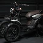 Yamaha 03GEN-F And 03GEN...