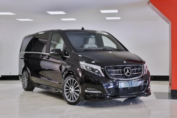 Mercedes benz office van by klassen hispotion for Mercedes benz office