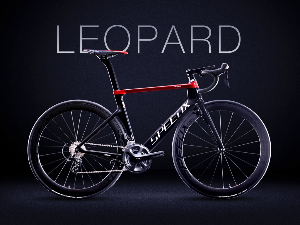 SpeedX Leopard - The First Smart Aero Road Bike - HisPotion