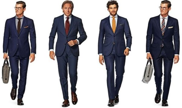 Formal Clothes For Men With Driver Shoes