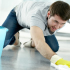 Cleaning your house: a m...