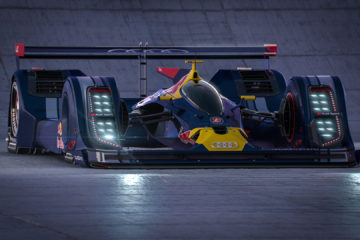 Audi LMP1 Concept