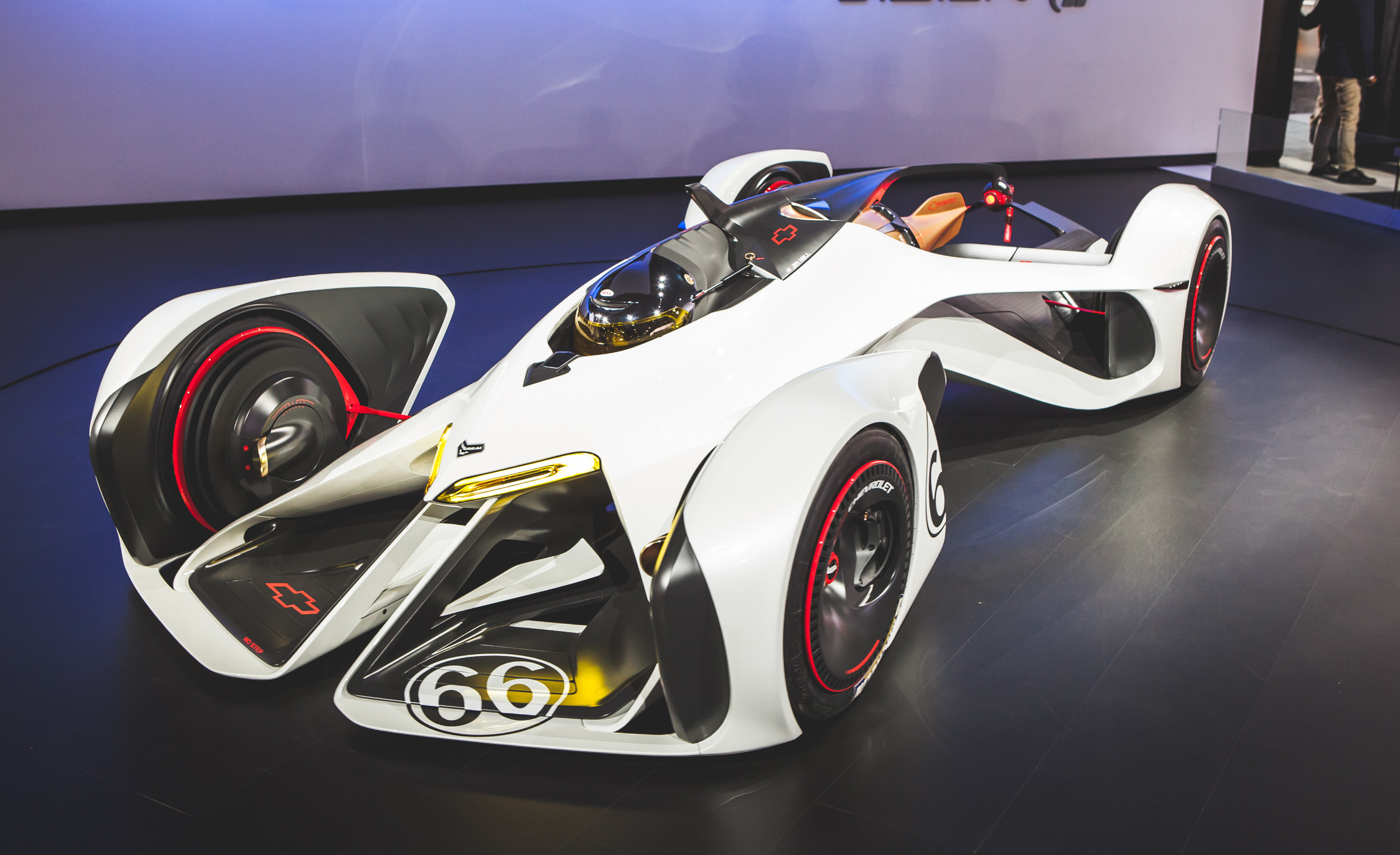 The Fantasy Coolest Race Car In The World