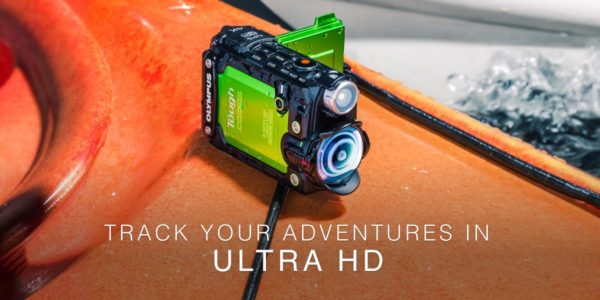 Olympus TG-Tracker Camera