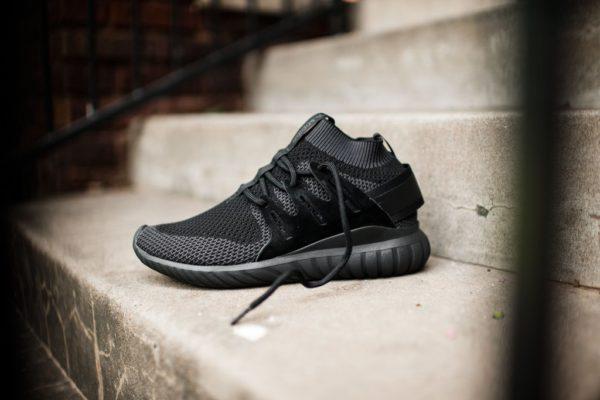 "2b9ee6927848e2 Adidas Originals Tubular Nova PK ""All Black"". Adidas-TubularNovaPK-black-1"