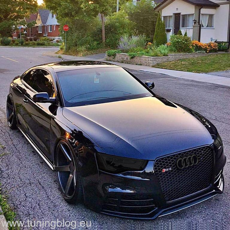 Audi RS5 - HisPotion